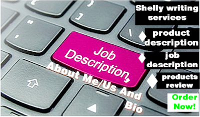 Job description, Job posting, product description