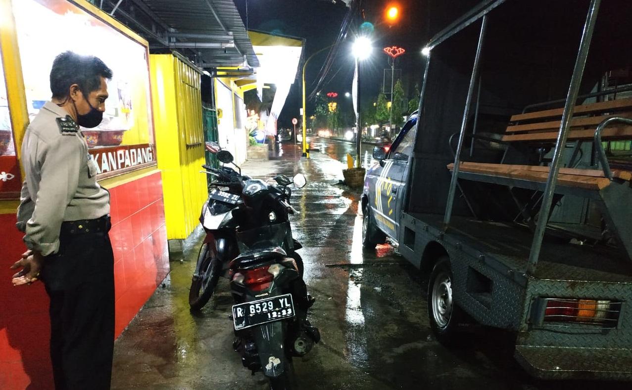 Lapor Polisi Honda Beat Hilang, Ternyata Sepeda Motor Tertukar di Parkiran Warung Makan