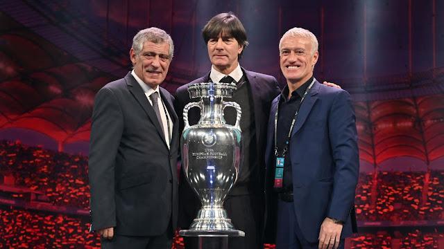 تعرف على المواجهات التي أسفرت عنها قرعة دوري الأمم الأوروبية 2020