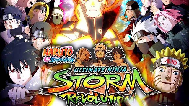 تحميل لعبة Naruto Shippuden Ultimate Ninja Storm Revolution اخر نسخة برابط مباشر