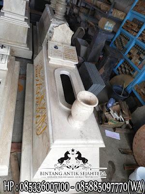 Makam Bokoran Datuk, Model Makam Muslim Marmer