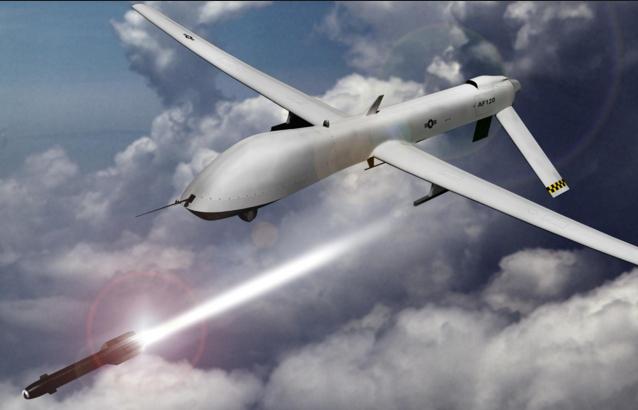 us drone strike afghanistan