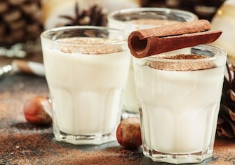 Warm Milk And Cinnamon