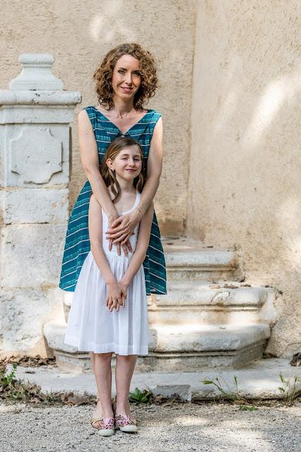Elleanor de Provence robes mère fille