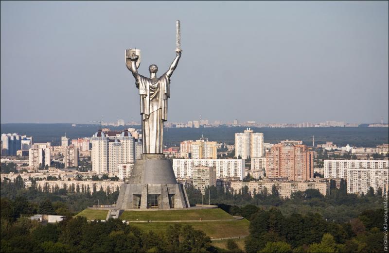 Kiev, Capital da Ucrânia