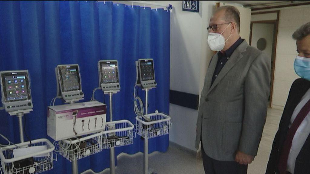 Η Περιφέρεια Πελοποννήσου στηρίζει με εξοπλισμό τις δομές υγείας