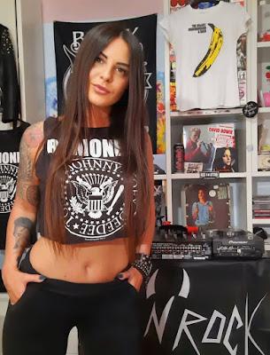 Elena Strizzolo ELL'N'ROCK DJ
