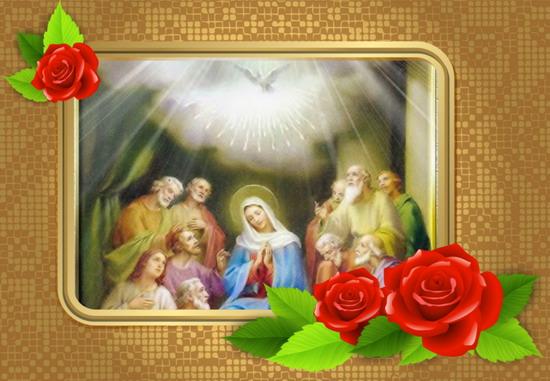 Novena in preparazione al giorno di Pentecoste
