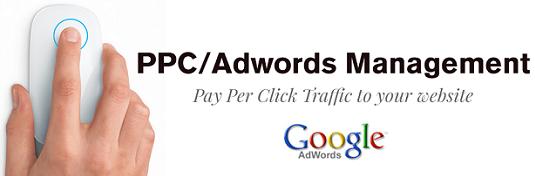 google adwords cliques em anúncios pagos