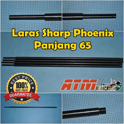 Laras Senapan Angin Sharp Phoenix OD 13-65