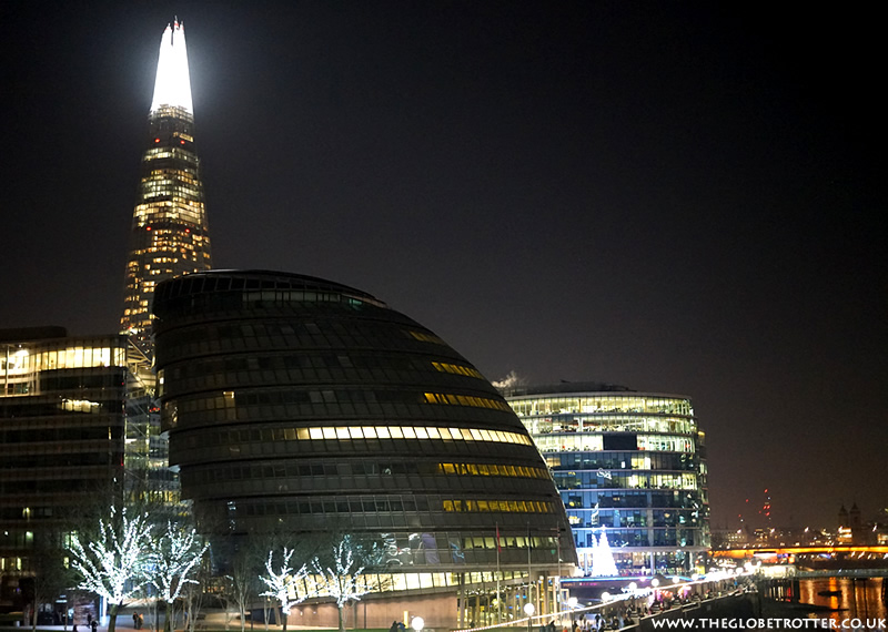 Beautiful Photographs Of London At Night