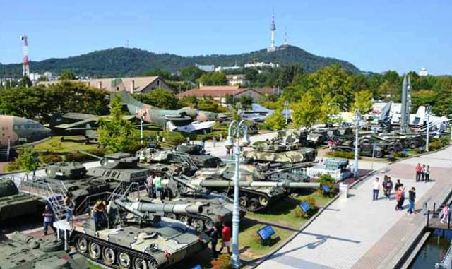 12 Tempat Wisata Di Korea Selatan yang Paling Populer  AZWisata.com