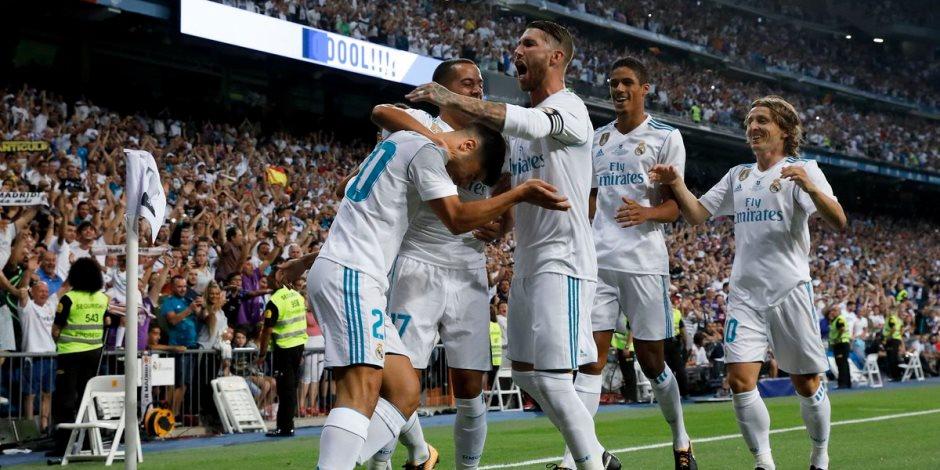 نتيجة مباراة ريال مدريد وريال سوسيداد بتاريخ 23-11-2019 الدوري الاسباني