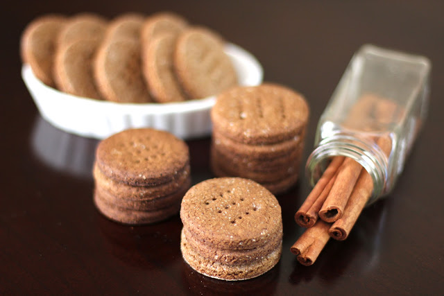 Healthy Homemade Gluten-Free Graham Crackers - Desserts with Benefits