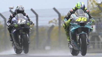 Komposisi Grid Pada MotoGP 2022 Tergantung Pada Maverick Vinales dan Valentino Rossi