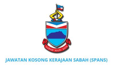 Jawatan Kosong Kerajaan Sabah 2019 (SPANS)