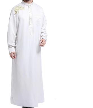 Model Gamis Pria Modis, Gaya Timur Tengah