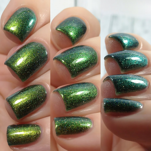Poetry Cowgirl Nail Polish-Frozen Iguanas