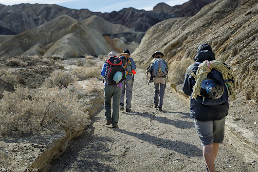 Scorpian Canyon, Death Valley