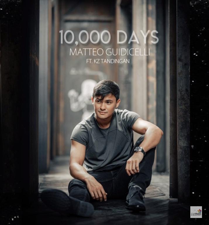 Matteo Guidicelli - 10,000 Days Lyrics | Original Pinoy Lyrics