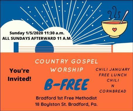 Every Sunday--Country Gospel Worship