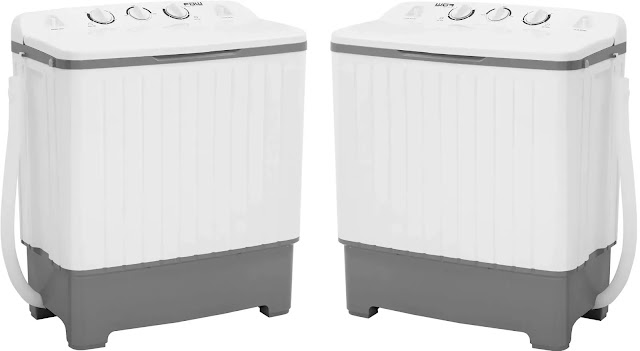 10- FDW Portable Washing Machine