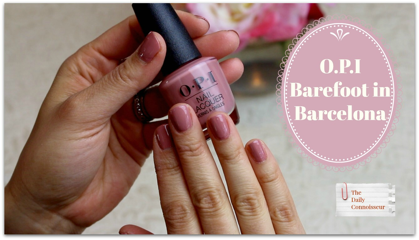 The Daily Connoisseur: Comparing My Two Favorite OPI Shades