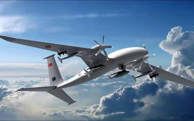 Αεροπορική βάση για οπλισμένα drones στα Κατεχόμενα «χτίζει» ο Ερντογάν (ΒΙΝΤΕΟ)