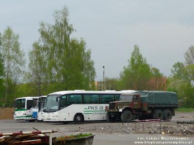 Kraz 255, Irizar InterCentury, Jelcz 120M, Autosan H9-21 i Jelcz T120