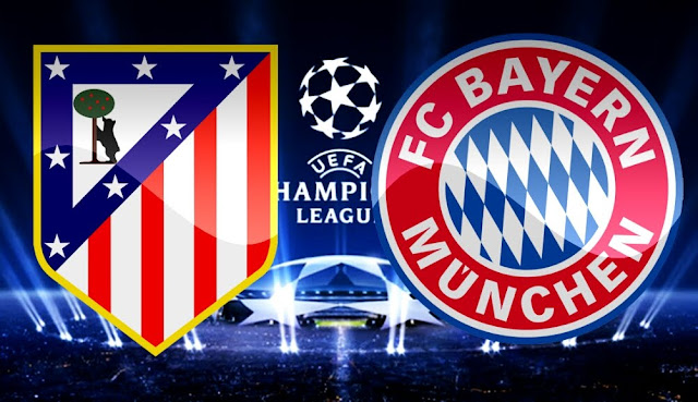 Assistir Bayern de Munique x Atlético de Madrid ao vivo 28/09/2016