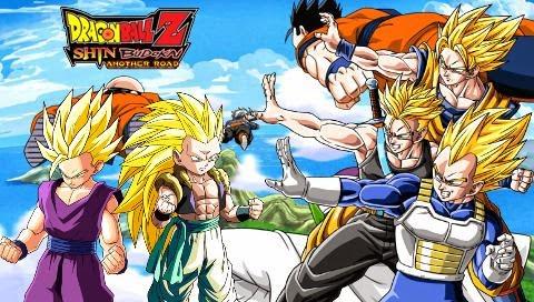 Dragon Ball Z Shin Budokai 2 For Android Mobile & Tablets