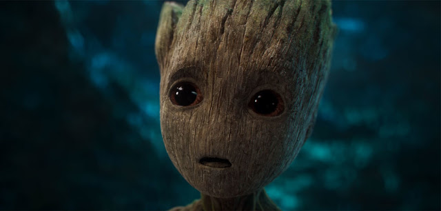 Groot back strongly in the new trailer for 'Guardians of the Galaxy 2'