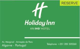 Hotel Holiday Inn - Algarve - Portugal