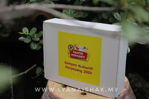 Inisiatif Pantri Komuniti AyamBersamaMu Tular  di Pulau Pinang!