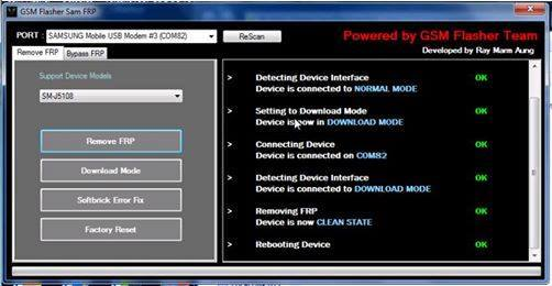 GSM Flasher Tool Latest Setup 2018 Free Download