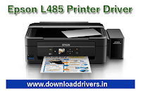 Epson L485, Printer, Driver, Scanner, Utility, Software, Windows, 64bit, 32 bit, Mac, Linux