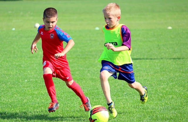 Why is playing sports beneficial for your children?