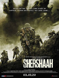 Shershaah First Look Poster 4