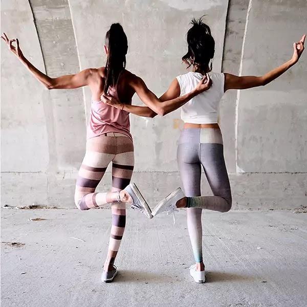 Yoga Fashion Leggings