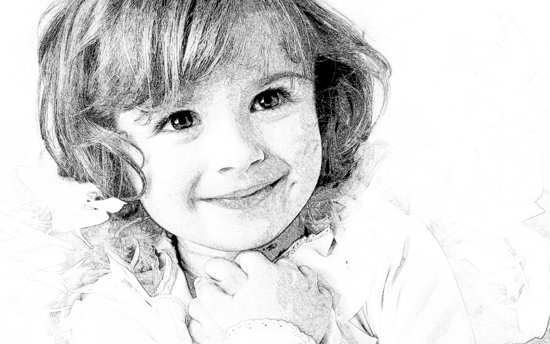 photo to pencil drawing software