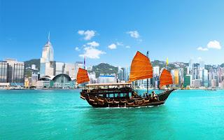 Warna - Warni Liburan Di Hongkong