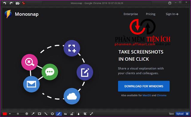 5 công cụ chụp ảnh màn hình miễn phí cho Windows và Mac