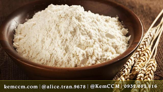 bột yến mạch - kemccm