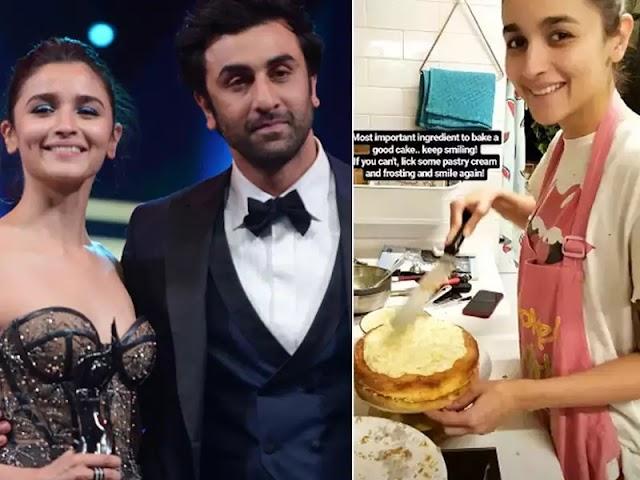 Ranbir Kapoor Birthday: जब आलिया भट्ट ने अपने जन्मदिन पर रणबीर कपूर के लिए केक काटा!