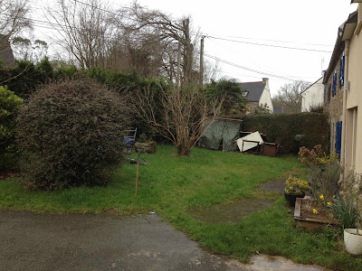 Jardin Plougastel - Coat Maen