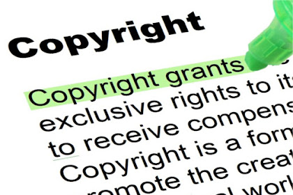 Copyright in Law Definition
