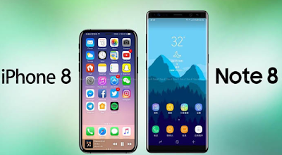 iphone 8 smartphone