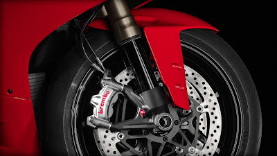 Ducati 1299 Panigale S front wheel