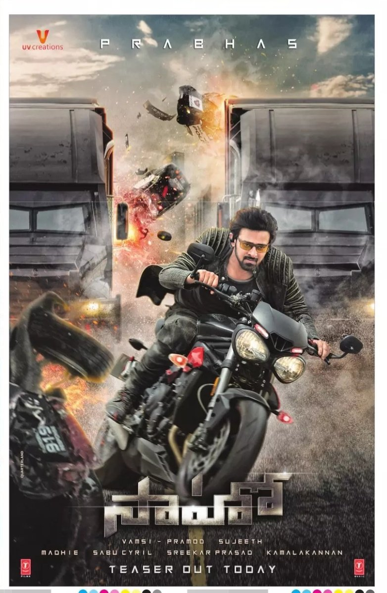 SAAHO (2019) Telugu (Original Version) WEB-DL – [1080p – 9.4GB – 6.3GB – 4GB | 720p – x264 – 1.8GB – 1.4GB | x264 – 700MB – 400MB]