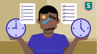 Tips Menjalankan Pendidikan Gabungan K2O (Kerja, Kuliah dan Organisasi)